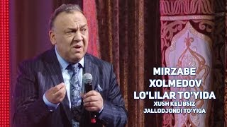 Mirzabek Xolmedov - Lo'lilar to'yida (Xush kelibsiz Jallodjondi to'yiga) (MIRZO TEATRI 2017) thumbnail