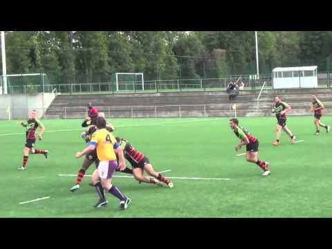 Belgium Rugby XIII: Best Hit's 2014-2015