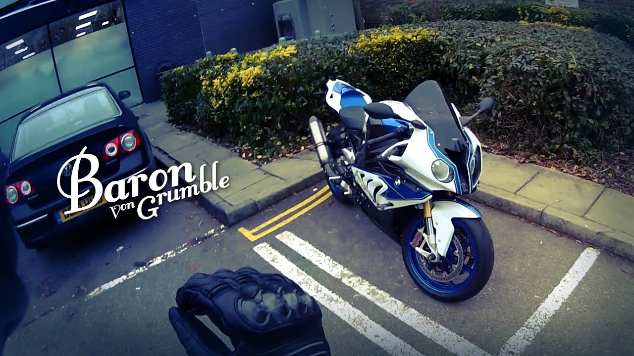 bmw s1000rr hp4 an every day bike youtube