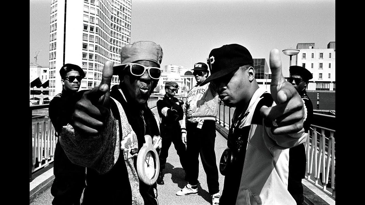 Funky Oldschool HipHop Instrumental | Get Funky