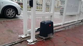 Kocaeli Yana Kayar Bahçe Kapısı Motoru Montajı - Civan İnşaat