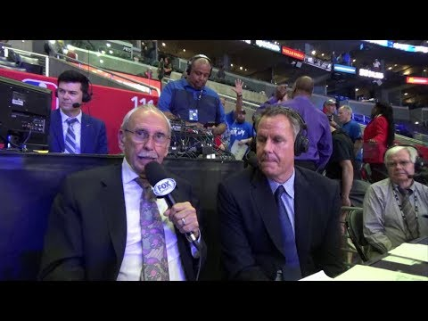 Legendary Clippers Broadcaster Ralph Lawler Retires | Last Call - April 26, 2019