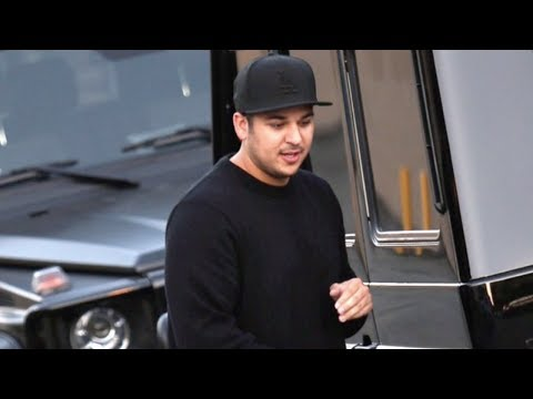 Rob Kardashian   Snapchat Videos   May 23rd 2017