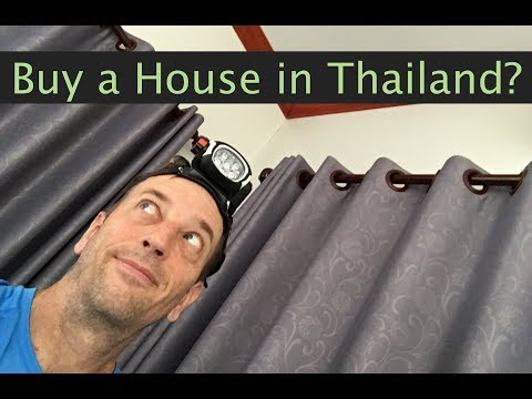 🇹🇭 Thailand HOUSE Tour - 6 Million Baht for THIS? Would YOU Pay It?