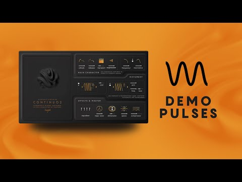 Continuo 2 - Demo Pulses (Cinematic Texture Designer for Kontakt)