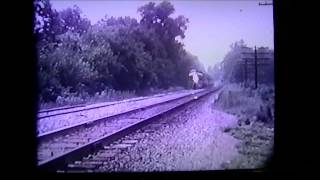 L&N and C&O Passenger Trains in Louisville - 1970