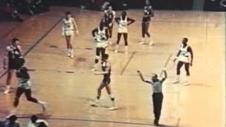 1969 IHSAA State Semifinals: Indpls. Washington 61, Marion 60; Gary Tolleston 77, Vinc. Lincoln 66