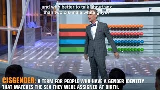 Bill Nye DESTROYS the Gender Binary with an Abacus Part 1 of 2 - Bill Nye Saves the World