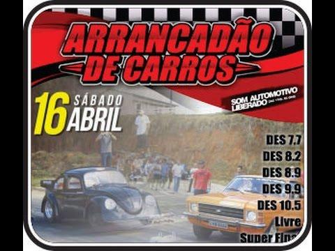 Arrancada Parque de Eventos Recanto da Figueira dia 16/04/16