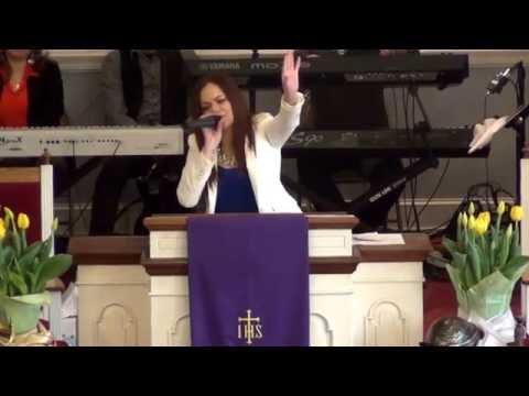 Spirit Break Down | Johany Barreto | Iglesia La Familia
