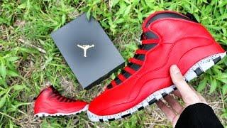 Air Jordan 10 Bulls Over Broadway - Review + On Foot