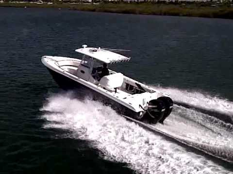 2011 Fountain 32 Sportfish CC Open Bow in Fort Lauderdale...