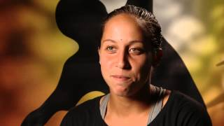 Madison Keys interview (4R) - Australian Open 2015