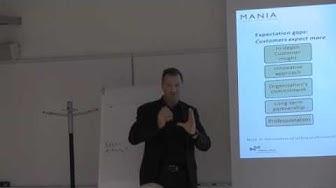Myynti ja Markkinointi Forum - Relationship gaps, Dr. Timo Kaski