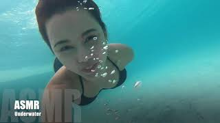 ASMR - Underwater Sounds   Swimming Pool   Bubbles Sounds   Relaxing Water Sounds