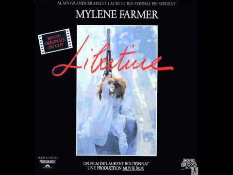 Mylène Farmer - Libertine  (Instrumental Version)