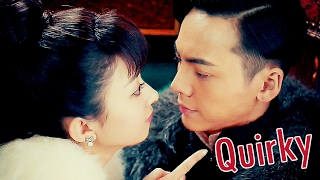 Fo ye and Xin Yue's Funny Love Story - William Chan & Zhao Li Ying || The Mystic Nine (陈伟霆 x 赵丽颖)