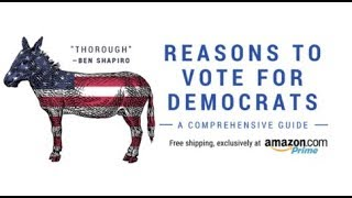 Reasons To Vote For Democrats | Full Audiobook (Unabridged)