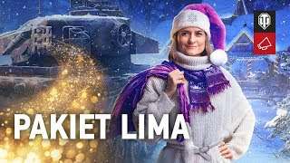 Pakiet Lima z Twitch Prime [World of Tanks Polska]