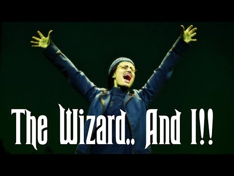 """Who Sang The """"The Wizard And I"""" Climax The Best?"""
