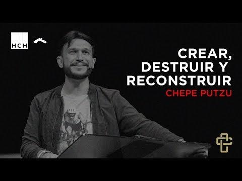 Chepe Putzu - Crear, destruir y reconstruir   Hechos Contracultura   Casa de Dios