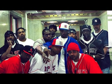 A Day In Harlem With Cam'ron & Dipset
