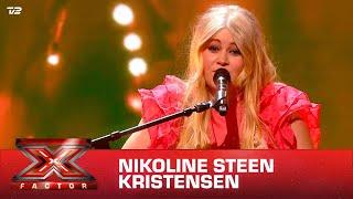 Nikoline Steen Kristensen synger 'Fly Away' – Tones and I (Finale)   X Factor 2021   TV 2