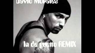 ♪♪ IN DE GHETTO - DAVID MORALES & BAD YARD CLUB ( Dance 90