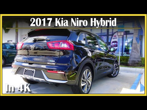 2017 Kia Niro Hybrid | Full In-Depth Car Review Teaser in 4k UHD! | DriveAndBeDriven Trailers