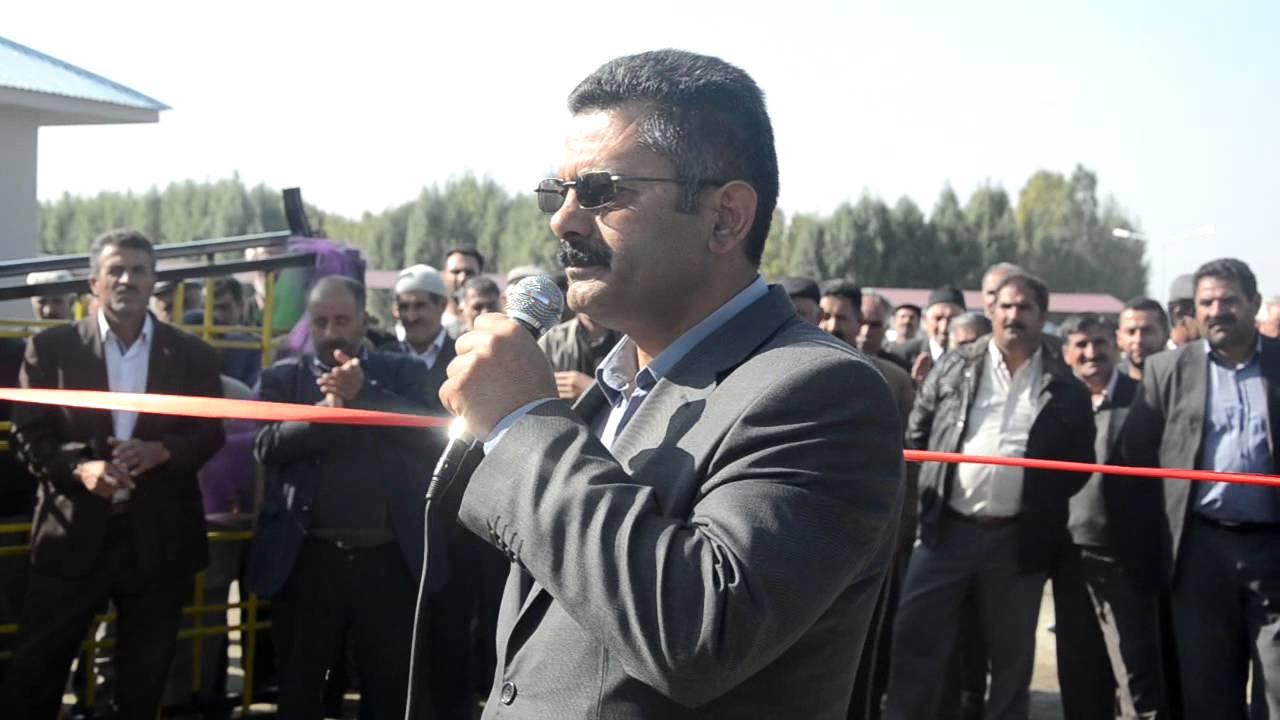 Erciş Belediyesinden toplu açılış - Hayvan Pazarı açılışı-