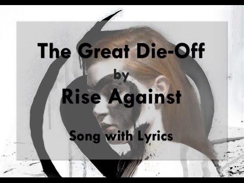 [HD] [Lyrics] Rise Against - The Great Die-Off