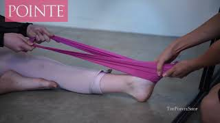 5 Resistance Band Exercises for Pointework
