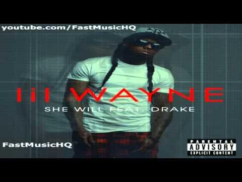 Lil Wayne Feat. Drake - She Will [New Song 2011].webm