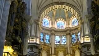 Гранада Испания(Гранада – один из самых красивейших городов мира. Идеальным для посещения делает его история города, разны..., 2015-06-21T15:11:36.000Z)