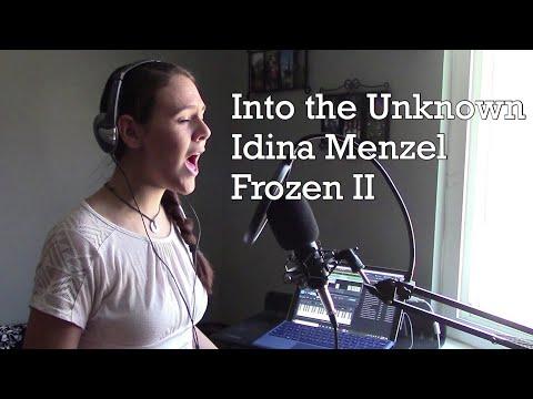 """Into the Unknown"" Idina Menzel feat. AURORA- ""Frozen II"" (Katie Fox Cover)"