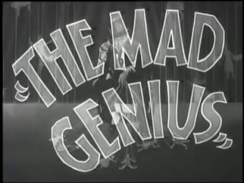 The Mad Genius Trailer (1931)