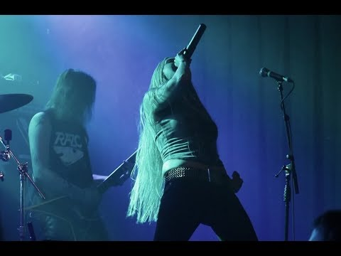 MORTILLERY - Age Of Stone (Live Video) | Napalm Records
