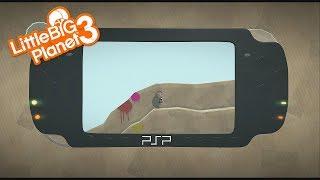 LittleBigPlanet 3 - LittleBigPlanet PSP First Level Re Created