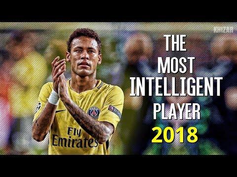 Neymar Jr ► Cheeky & Smart Plays in 2017/18 ●  PSG | HD