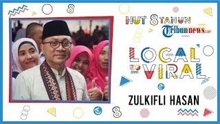 Zulkifli Hasan: Dirgahayu Tribunnews.com, Happy Birthday yang ke Delapan