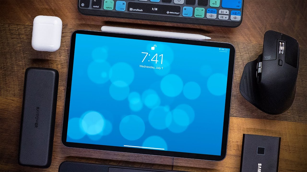 The BEST Accessories for YOUR iPad Pro 2020 Version 2.0!