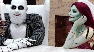 The Nightmare Before Christmas    Modern Day Jack & Sally