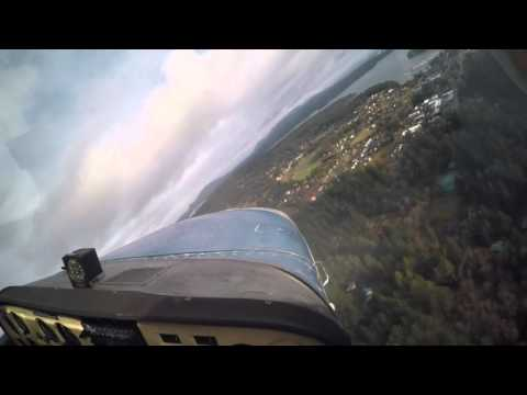 IFR Flight: Renton (RNT) to Friday Harbor (FHR) 12/18/15