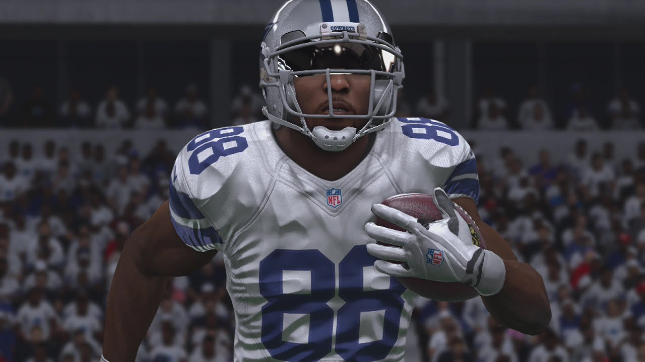 Madden 15 Online Gameplay Dez Bryant Throws Up The X Eli Manning Throws The Picks Cookieboy17