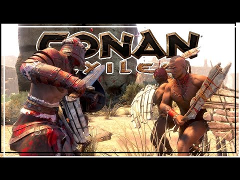 how to cook meat on the campfire in conan exiles