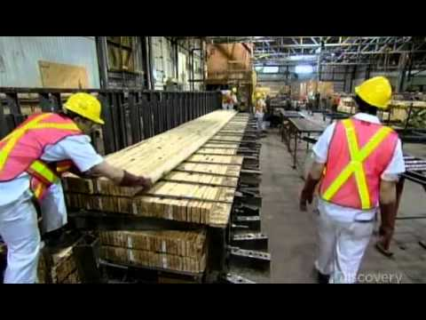 How to make Laminated Wood Beams {www downloadshiva com}