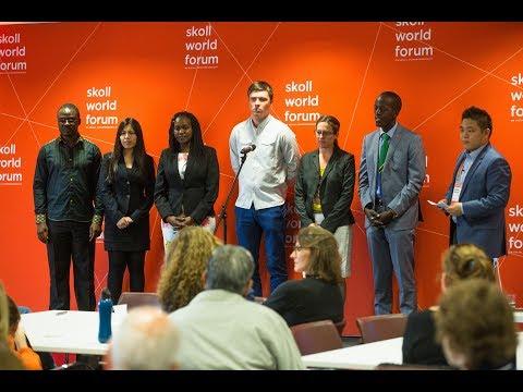 Fault Lines Story Studio: Emerging Leaders Initiative #SkollWF 2017