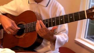 Hạ Trắng, Trịnh Công Sơn. Võ Tá Hân Classical Guitar, 2005