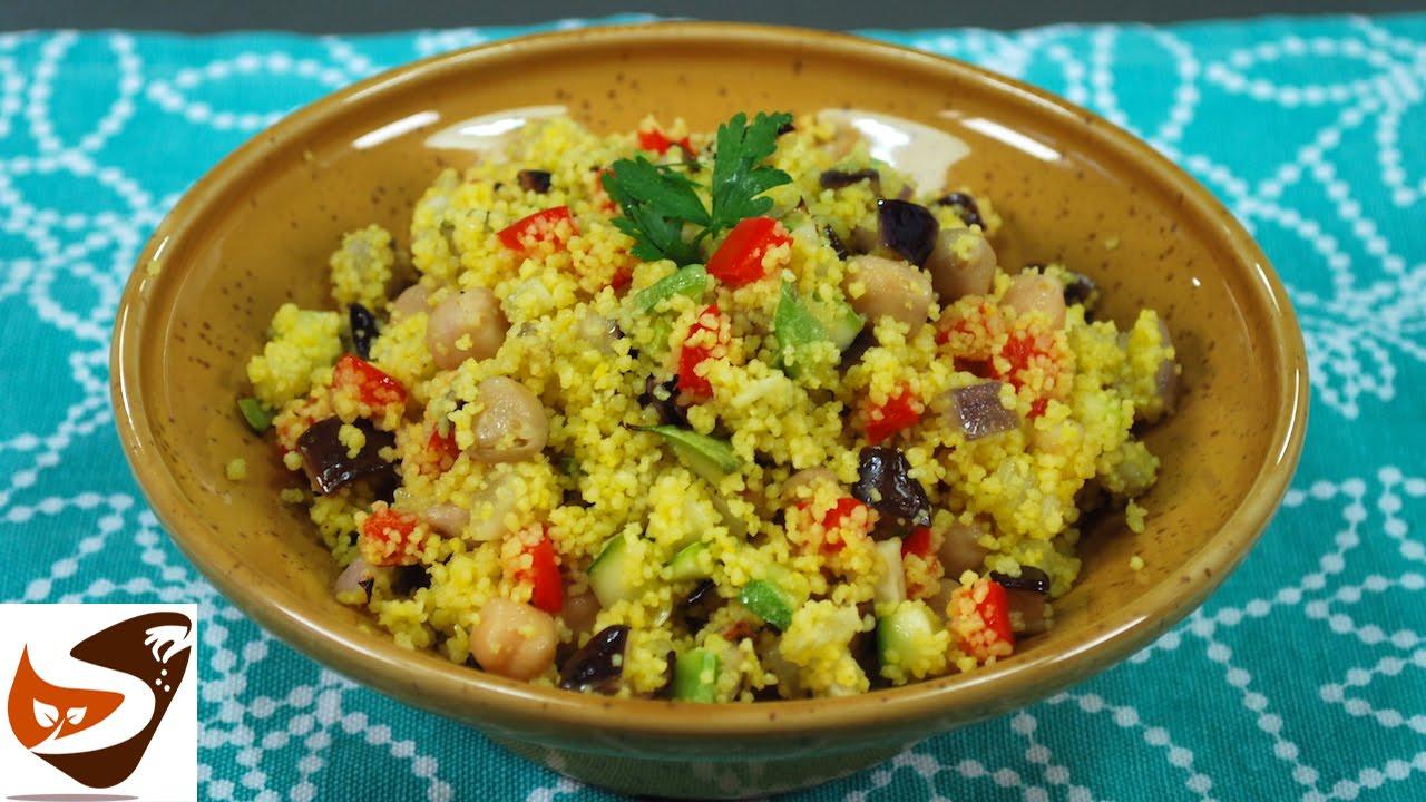 cous cous con verdure velocissimo e buonissimo ricette