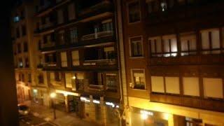 Vecinos de Bilbao mantienen su apoyo a los sanitarios